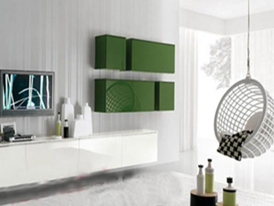 房屋角落的巧妙设计提升空间利用率