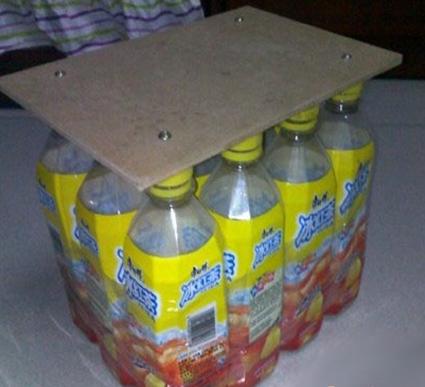 塑料瓶的神奇功用