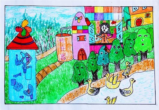 儿童画 530_367