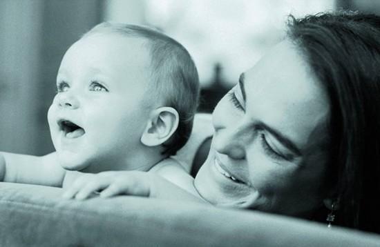 母爱是种付出的幸福