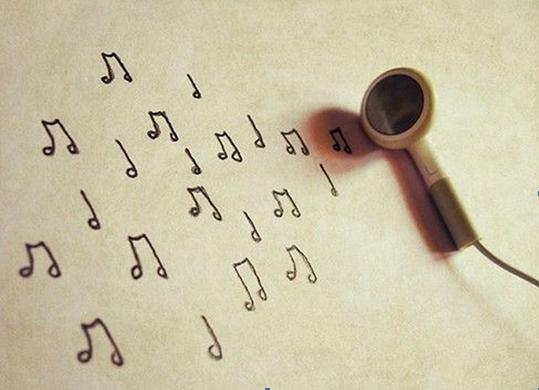 音乐给我单纯的幸福
