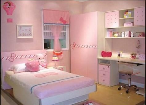 儿童卧室的家具要选对