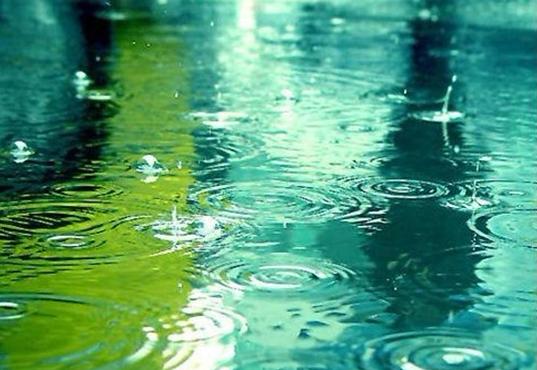 童年的小雨滴