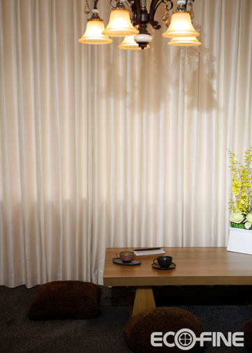 防紫外线窗帘带给我家的爱