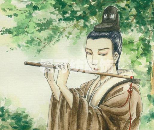 《火影忍者》的主题曲,那个主题曲里面的笛子伴奏真是旋律灵动慷慨
