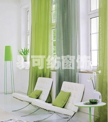 素雅空间必备的窗帘
