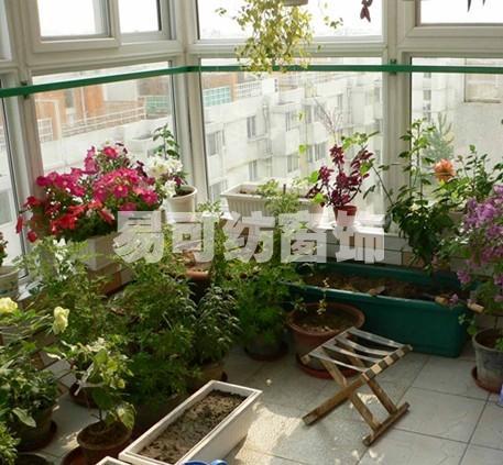 巧用阳台,打造空中小花园