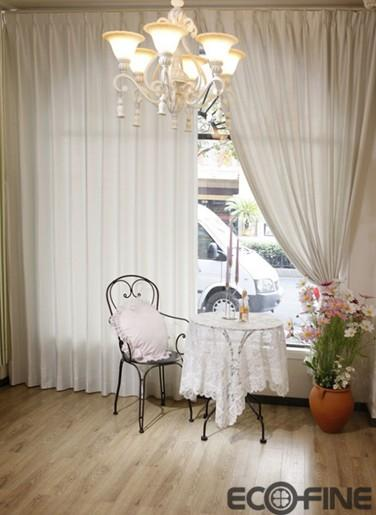 防晒窗帘的改观