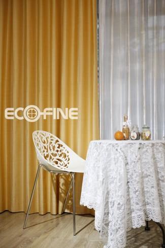 窗帘也讲环保