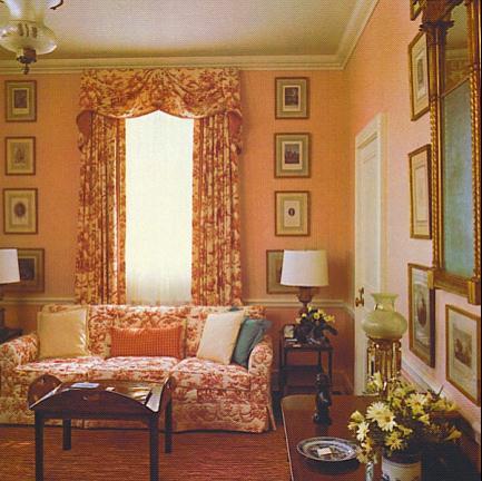 当你的客厅充满欧式复古风