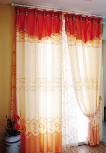 让窗帘来改变