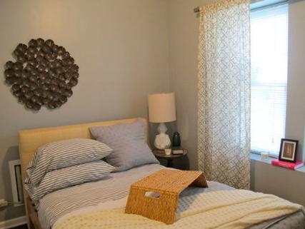 温馨健康的卧室
