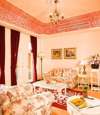 英伦风格的完美客厅