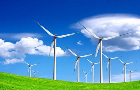 开发绿色能源