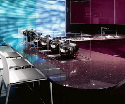厨房也可以浪漫风情