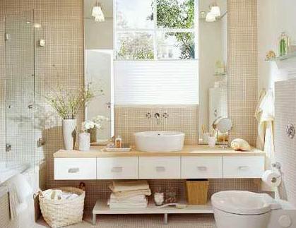 温馨卫浴间