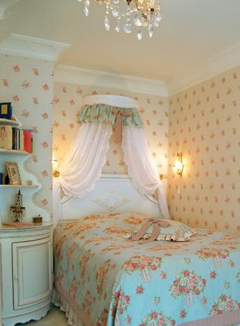 打造浪漫唯美卧房