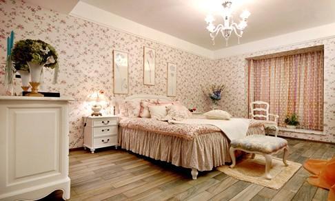 田园风格卧室