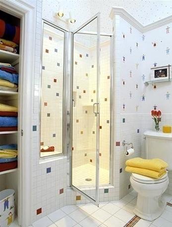 浴室也要有温暖