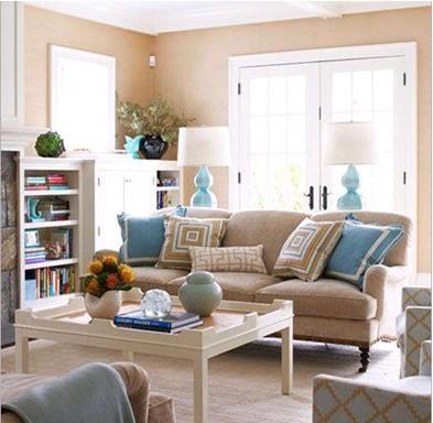 小户型客厅的温馨与宽敞