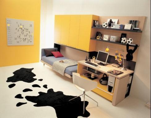 小房间里的大空间