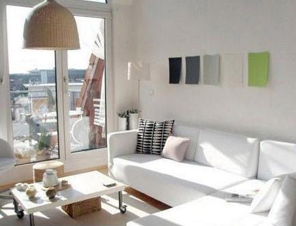 打造小户型完美客厅
