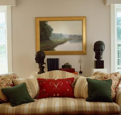 温馨的沙发