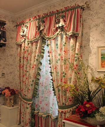 让窗帘来为您保暖遮光