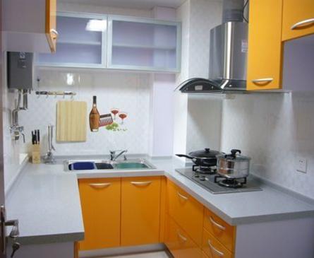 打造合身的厨房