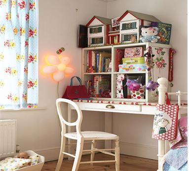 书房改造成儿童房