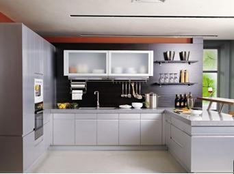 温馨多功能厨房