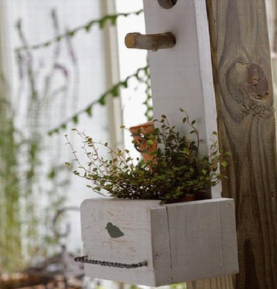 让手工木制品展现家居自然原始风