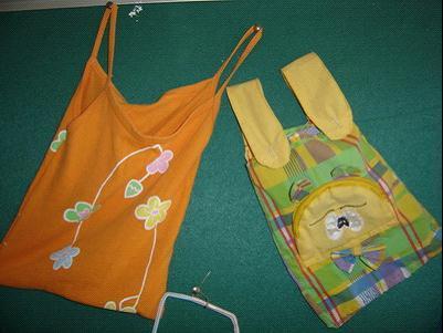 袋子环保衣服制作图解
