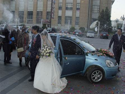 低碳经济婚礼,让我们的爱更环保