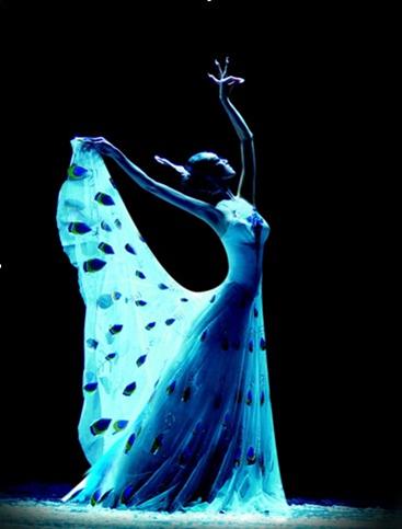 杨丽萍,灵性的舞蹈诗人