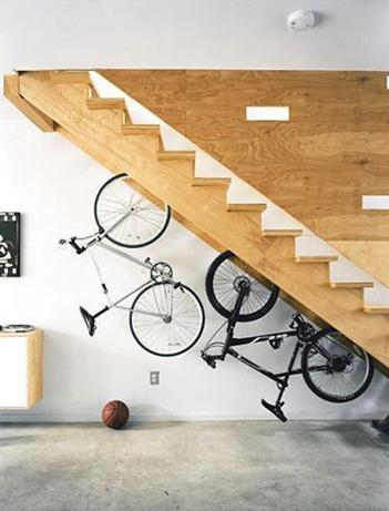 别大材小用:楼梯能做什么?_创意设计_窗饰,窗帘,窗纱