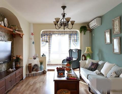 窗帘与家具的搭配
