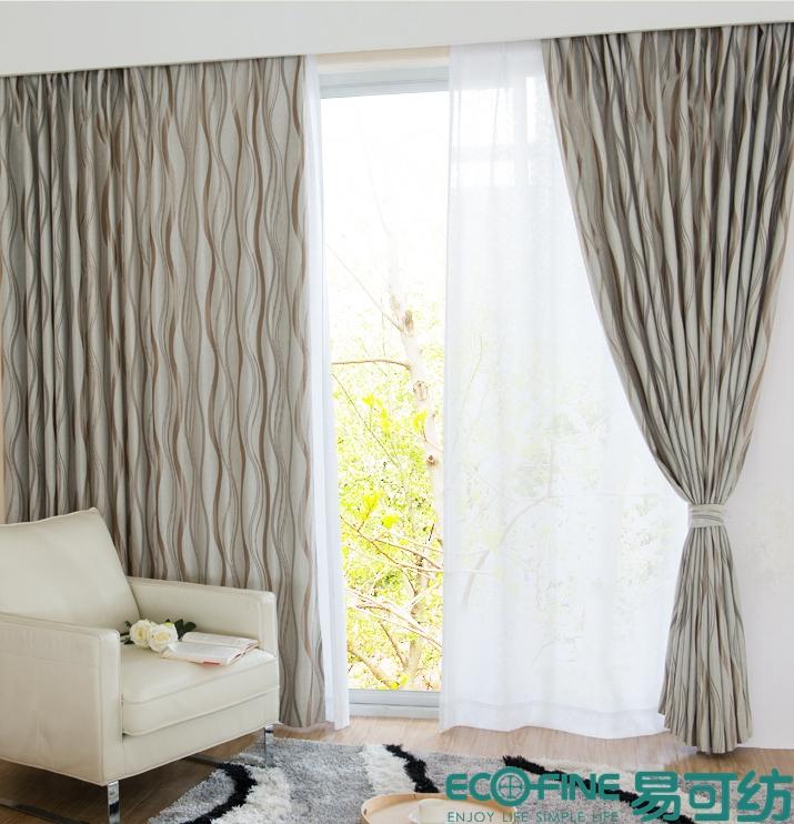 窗帘效果图,窗帘图片,客厅窗帘效果图
