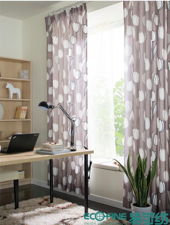 窗帘图片,客厅窗帘图片