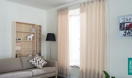 客厅窗帘效果图,窗帘图片