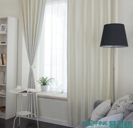 窗帘图片,飘窗窗帘效果图