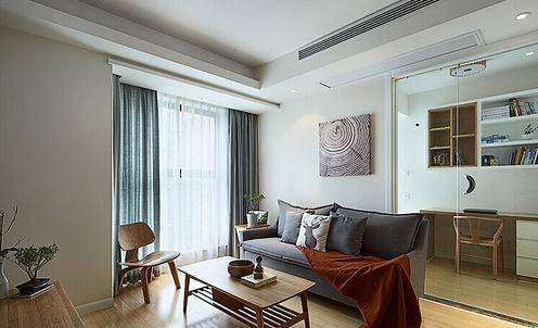 飘窗窗帘图片,窗帘图片,客厅窗帘效果图