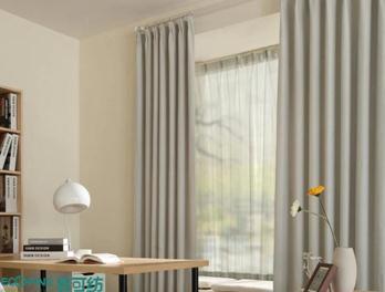 窗帘图片,飘窗窗帘效果图,客厅窗帘效果图