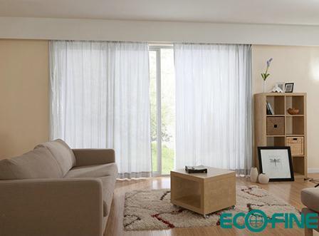 窗帘图片,时尚家居,客厅窗帘效果图