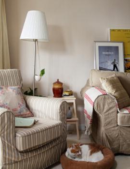 文艺房间设计图卧室图片