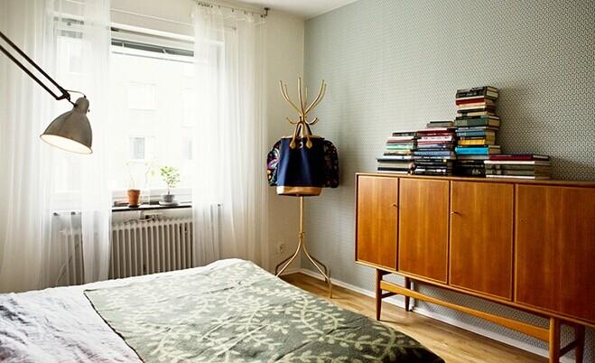 北欧复古乡村风格装修欣赏_家装设计_窗饰,窗帘,窗纱