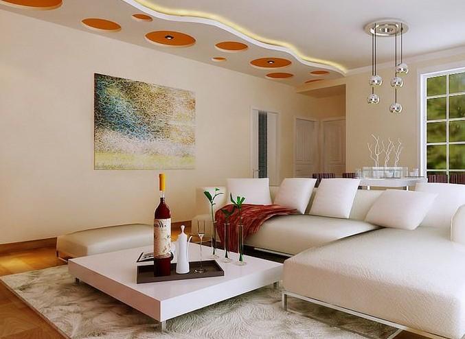 室内吊顶设计,打造完美居家生活