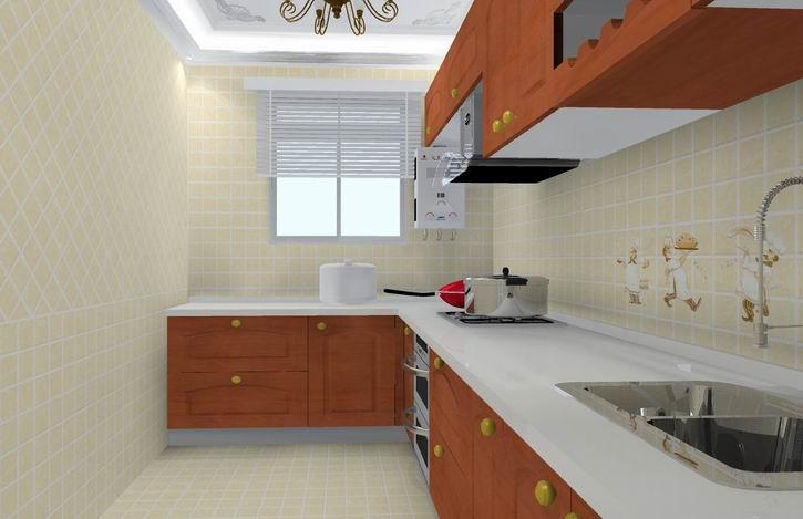 餐廳廚房設計300例
