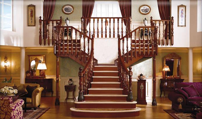 实木楼梯应该怎样进行保养