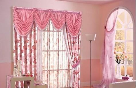 少女挚爱,可爱的公主风窗帘